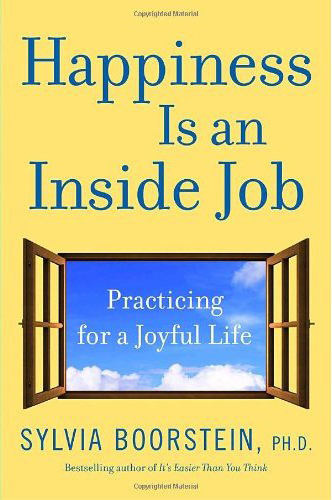 Sylvia Boorstein, Happiness is an Inside Job