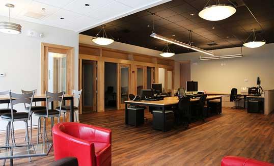 NICABM Office Building Interior