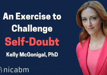 An Exercise to Challenge Self-Doubt
