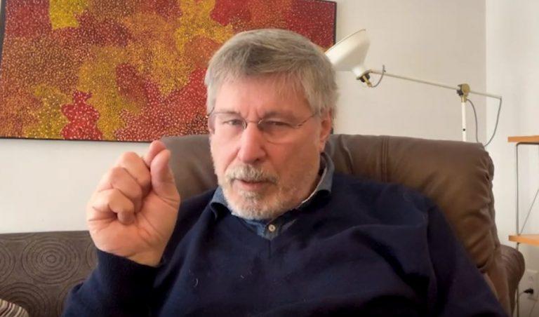Bessel van der Kolk, MD, Expert on Treating Trauma and Resolving Feelings of Helplessness