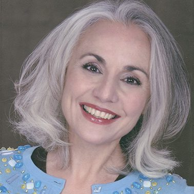 Janice Carere, RP, RMFT, H.B.A., Smiling