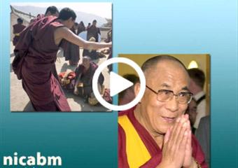 Trauma Recovery with Tibetan Monks