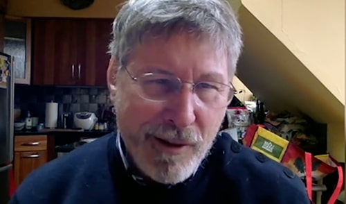 Bessel van der Kolk, MD, Expert on Treating Trauma and the Limbic System