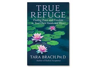 Tara Brach shares one way to find true refuge