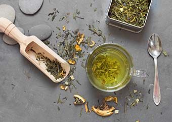 A healthy brain with green tea? The brain science of natural medicine