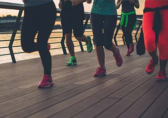 Brain health boosted by exercise:  True or false?