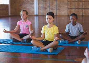 The Power of Mindfulness Meditation – Helping Children Change