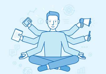 Mindfulness Meditation for Multitaskers