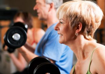 Get out your hand weights… Strength Training and Cognitive Improvement in Women
