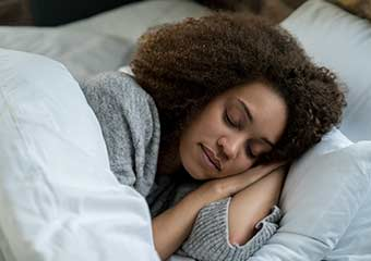 Recharge Your Brain with a Good Night's Sleep