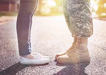 PTSD and Emotional Trauma Affects Partners of Veterans, Too